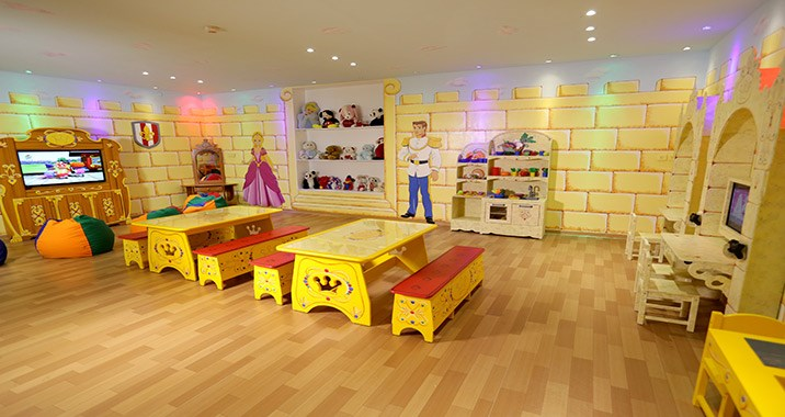 Astral Nirvana Suites - play room