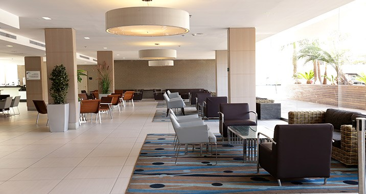 Astral Nirvana Suites - lobby