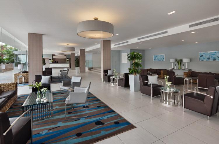 Astral Nirvana Suites - lobby