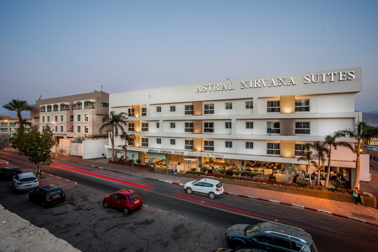 Nirvana Suites exterior