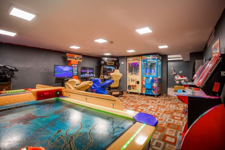 Nirvana Suites - kids club