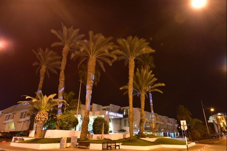 Astral Palma - exterior
