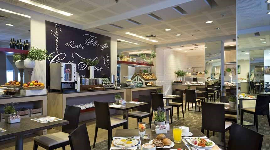 Astrel Maris-restaurant