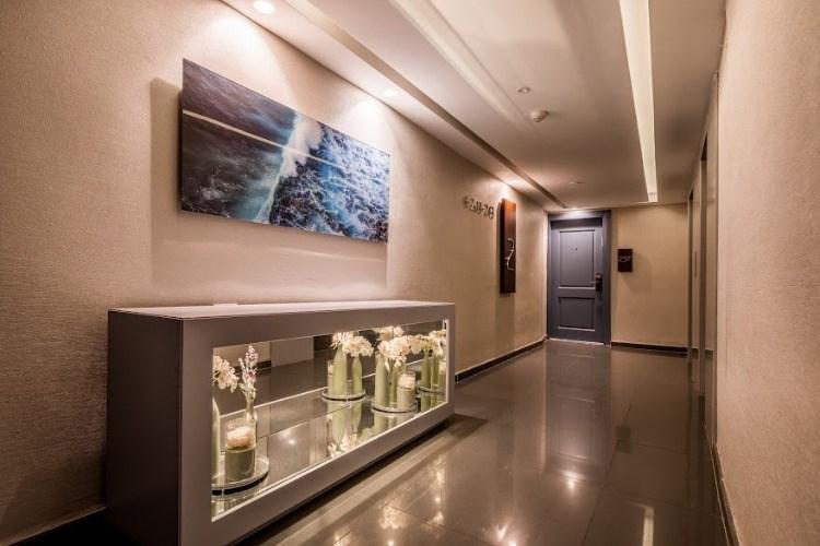 Astral Maris - corridor