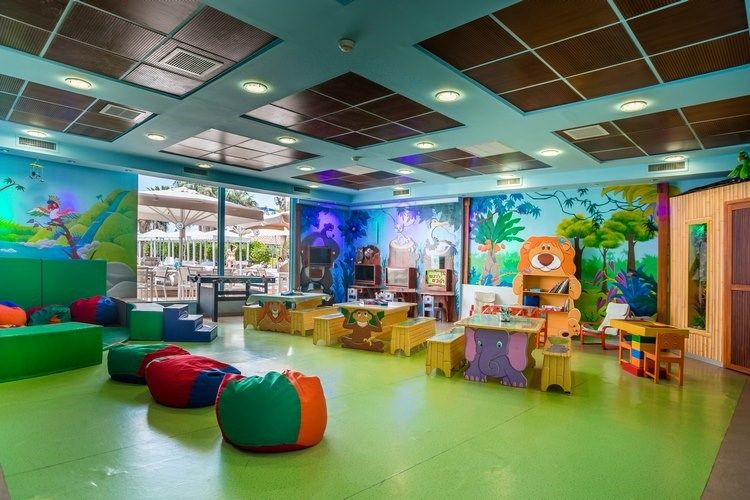 Astral village-kids-room