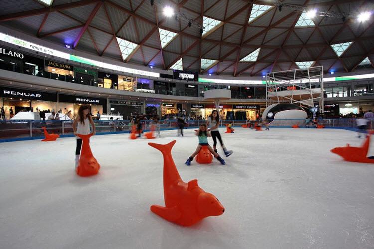 Ice Mall