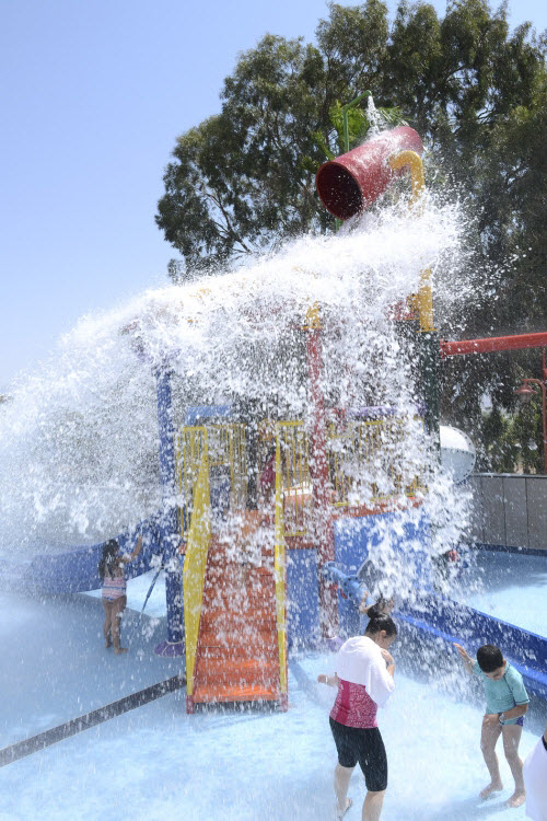Water rides for kids