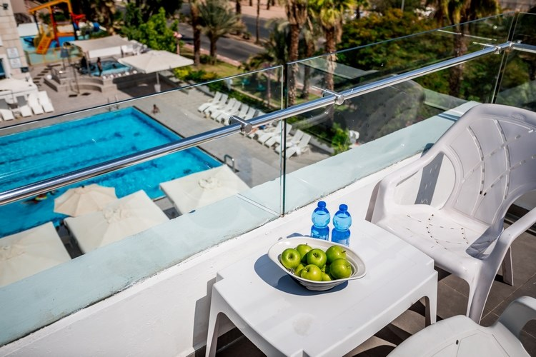 Image result for HOTEL SUITE overlooking pool