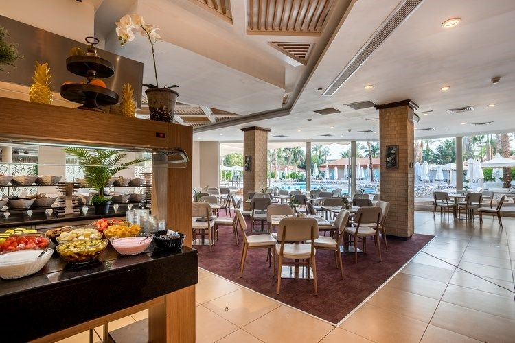Astral village-breakfast-buffet